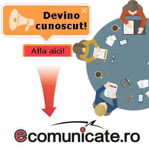 comunicate de presa pe ecomunicate.ro