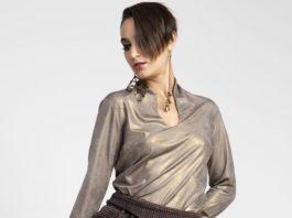 bluza de dama elegante
