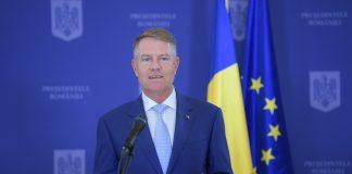 Klaus Iohannis sustine ca pandemia Covid-19 este dramatica pentru Romania